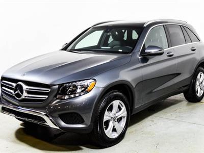 2018 Mercedes-Benz GLC-Class lease in Austin,TX - Swapalease.com