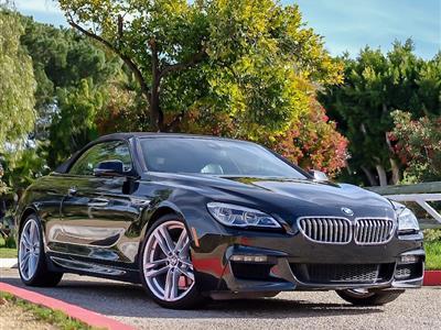 2017 BMW 6 Series lease in Los Angeles,CA - Swapalease.com