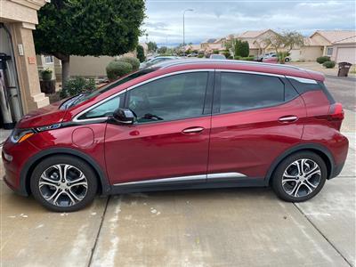 2018 Chevrolet Bolt EV lease in Peoria ,AZ - Swapalease.com