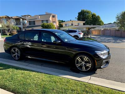 2019 BMW 7 Series lease in Dana Point,CA - Swapalease.com