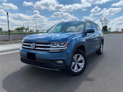 2019 Volkswagen Atlas lease in Elk Grove,CA - Swapalease.com