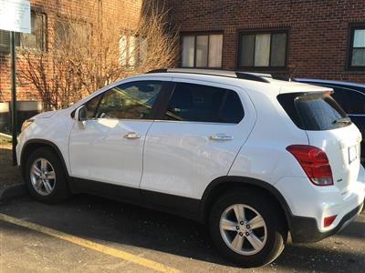 2019 Chevrolet Trax lease in Royal Oak,MI - Swapalease.com