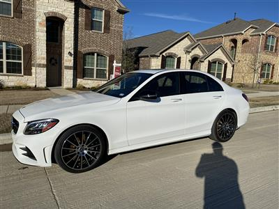 2019 Mercedes-Benz C-Class lease in Fort Worth,TX - Swapalease.com