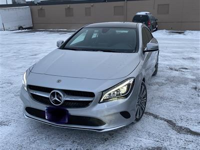 2019 Mercedes-Benz CLA Coupe lease in St. Paul,MN - Swapalease.com