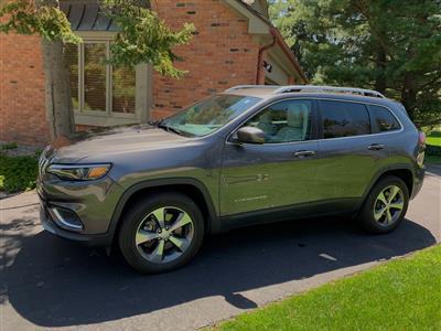 2019 Jeep Cherokee lease in Bloomfield hills,MI - Swapalease.com