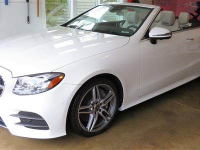 2018 Mercedes-Benz E-Class lease in CLEVELAND,OH - Swapalease.com