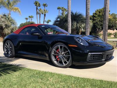 2020 Porsche 911 lease in RANCHO SANTA FE,CA - Swapalease.com