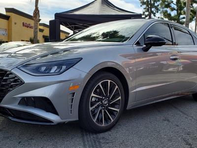 2020 Hyundai Sonata lease in Bellflower,CA - Swapalease.com