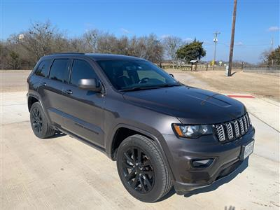 2019 Jeep Grand Cherokee lease in Greenville,TX - Swapalease.com