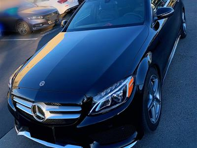 2018 Mercedes-Benz C-Class lease in Sunnyvail,CA - Swapalease.com