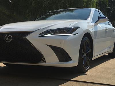 2019 Lexus ES 350 F Sport lease in Akron,OH - Swapalease.com