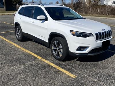 2019 Jeep Cherokee lease in SEAFORD,NY - Swapalease.com
