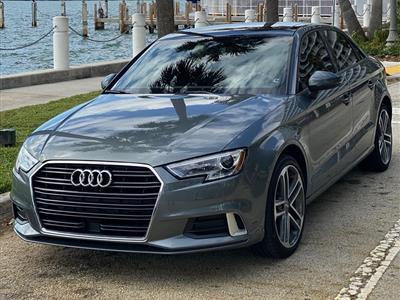2018 Audi A3 lease in Miami,FL - Swapalease.com