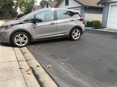2019 Chevrolet Bolt EV lease in Fremont,CA - Swapalease.com