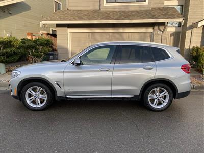 2018 BMW X3 lease in Oakland,CA - Swapalease.com