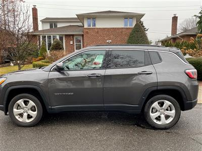2019 Jeep Compass lease in Levittown,NY - Swapalease.com