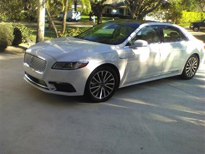 2019 Lincoln Continental lease in Jupiter,FL - Swapalease.com