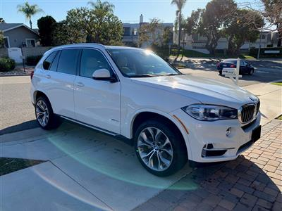 2018 BMW X5 lease in Dana Point,CA - Swapalease.com