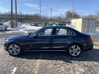 2018 Mercedes-Benz C-Class lease in Lake Forest,IL - Swapalease.com