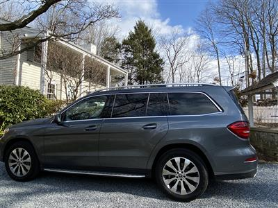 2018 Mercedes-Benz GLS-Class lease in Katonah,NY - Swapalease.com