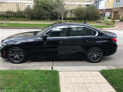 2019 BMW 3 Series lease in The Woodlands,TX - Swapalease.com