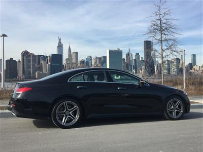 2019 Mercedes-Benz CLS Coupe lease in New York,NY - Swapalease.com