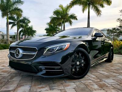 2019 Mercedes-Benz S-Class Coupe lease in Jupiter,FL - Swapalease.com