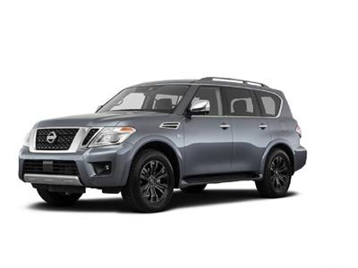 2018 Nissan Armada lease in Virgina Beach,VA - Swapalease.com