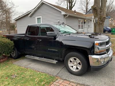 2018 Chevrolet Silverado 1500 lease in Fairport,NY - Swapalease.com