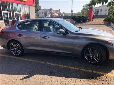 2019 Infiniti Q50 lease in Westminster,CO - Swapalease.com
