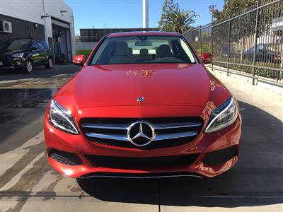 2018 Mercedes-Benz C-Class lease in VAN NUYS,CA - Swapalease.com
