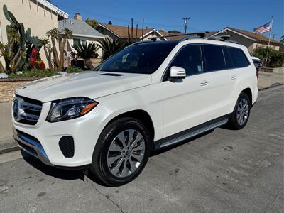 2018 Mercedes-Benz GLS-Class lease in Huntington Beach,CA - Swapalease.com
