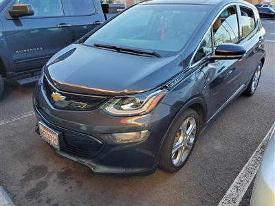 2018 Chevrolet Bolt EV lease in Vacaville,CA - Swapalease.com