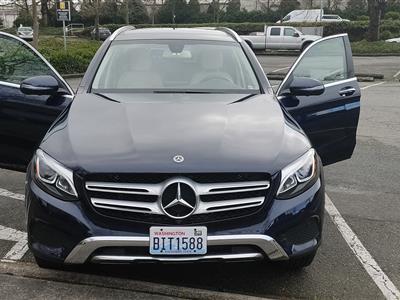 2018 Mercedes-Benz GLC-Class lease in Seattle,WA - Swapalease.com