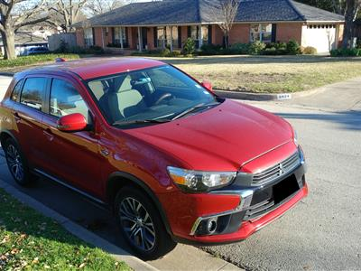 2017 Mitsubishi Outlander Sport lease in Dallas,TX - Swapalease.com