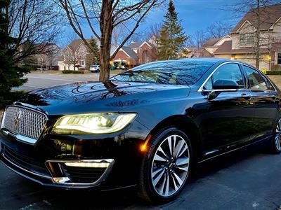 2017 Lincoln MKZ lease in Conmerce Twnshp,MI - Swapalease.com
