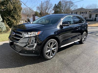 2018 Ford Edge lease in Cranston,RI - Swapalease.com