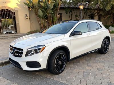 2019 Mercedes-Benz GLA SUV lease in San Diego,CA - Swapalease.com
