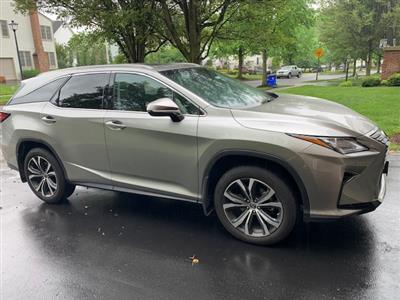 2018 Lexus RX 350L lease in Olney,MD - Swapalease.com