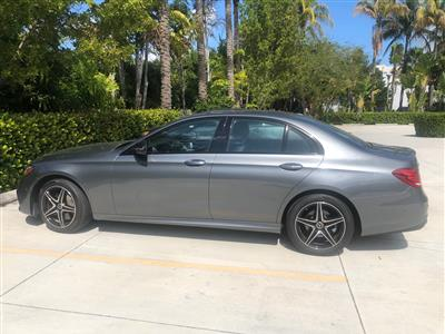 2018 Mercedes-Benz E-Class lease in Key Biscayne,FL - Swapalease.com