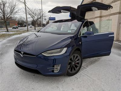 2018 Tesla Model X lease in Orchard Park,NY - Swapalease.com