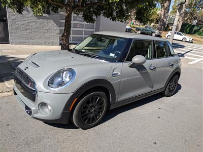 2018 MINI Hardtop 4 Door lease in San Francisco,CA - Swapalease.com