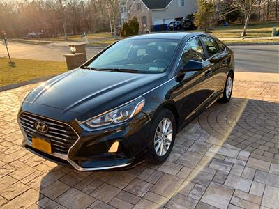 2018 Hyundai Sonata lease in Toms River,NJ - Swapalease.com