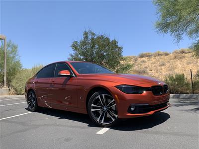 2018 BMW 3 Series lease in Scottsdale,AZ - Swapalease.com