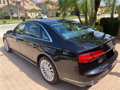 2015 Audi A8 L lease in West Palm Beach,FL - Swapalease.com