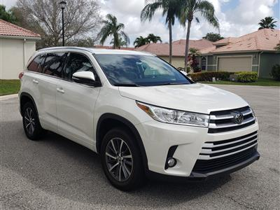 2018 Toyota Highlander lease in Del Ray Beach,FL - Swapalease.com