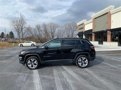 2019 Jeep Compass lease in Clinton Township,MI - Swapalease.com