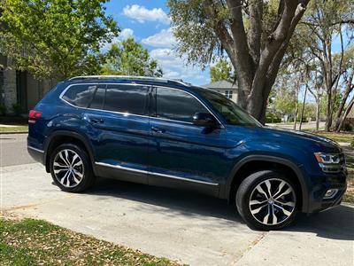 2019 Volkswagen Atlas lease in Gainesville,FL - Swapalease.com