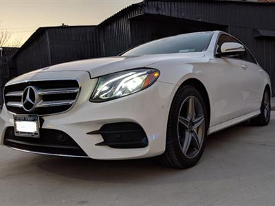 2019 Mercedes-Benz E-Class lease in Brooklyn,NY - Swapalease.com