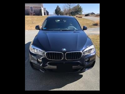 2018 BMW X6 lease in Portsmith,RI - Swapalease.com